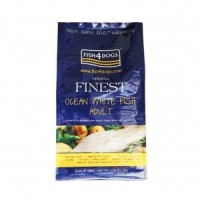 FINEST FISH4DOG OCEAN WHITE FISH 12 KG