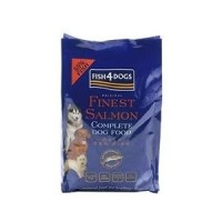 FINEST FISH4DOG SALMON COMPLETE 12kg