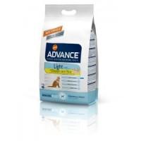Affinity Advance LIGHT Pollo y Arroz 3 kg